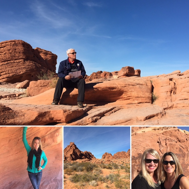 Valley of Fire, Las Vegas