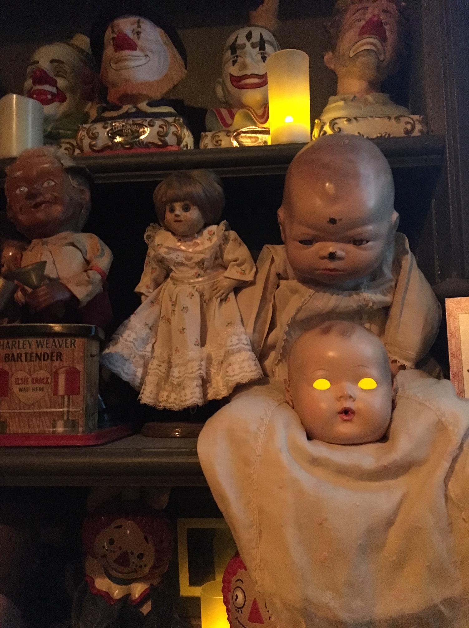 Haunted House Dolls
