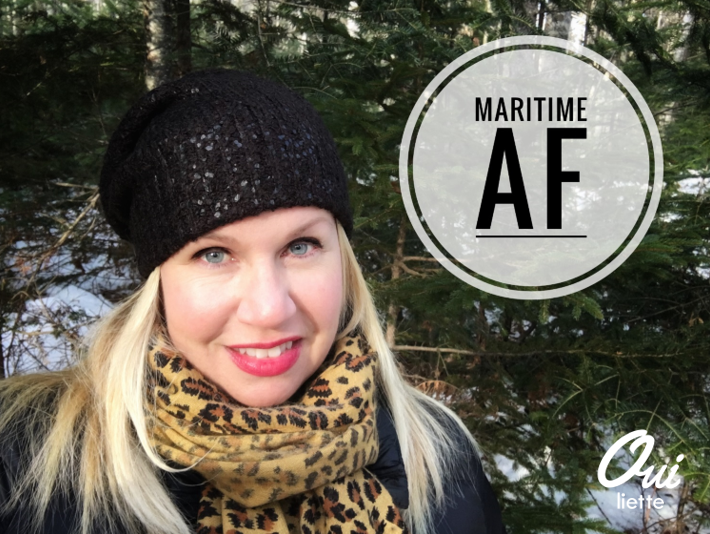 Maritime AF!