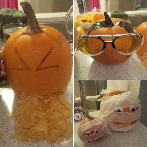 Elvis Pumpkin