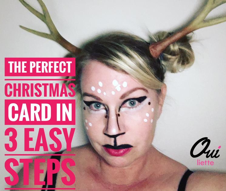 Christmas Card Steps