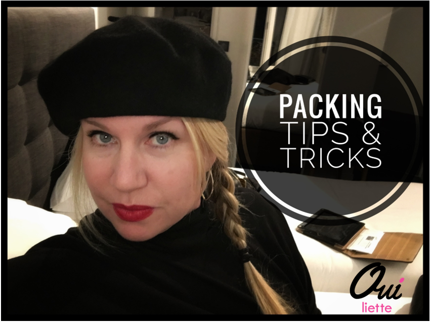 Tips & Tricks for Packing Light!