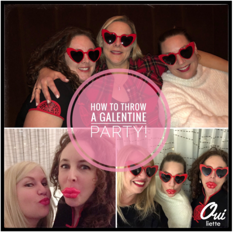 Galentine Party