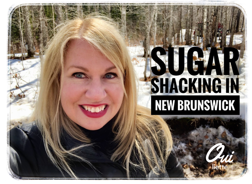 Fun Things to do in NB – Sugar Shacking!