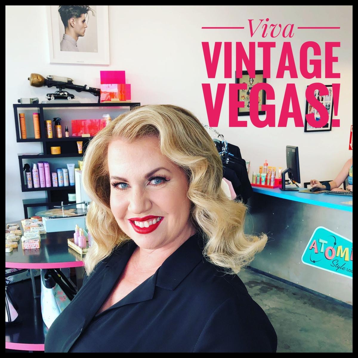 Viva Vintage Vegas!