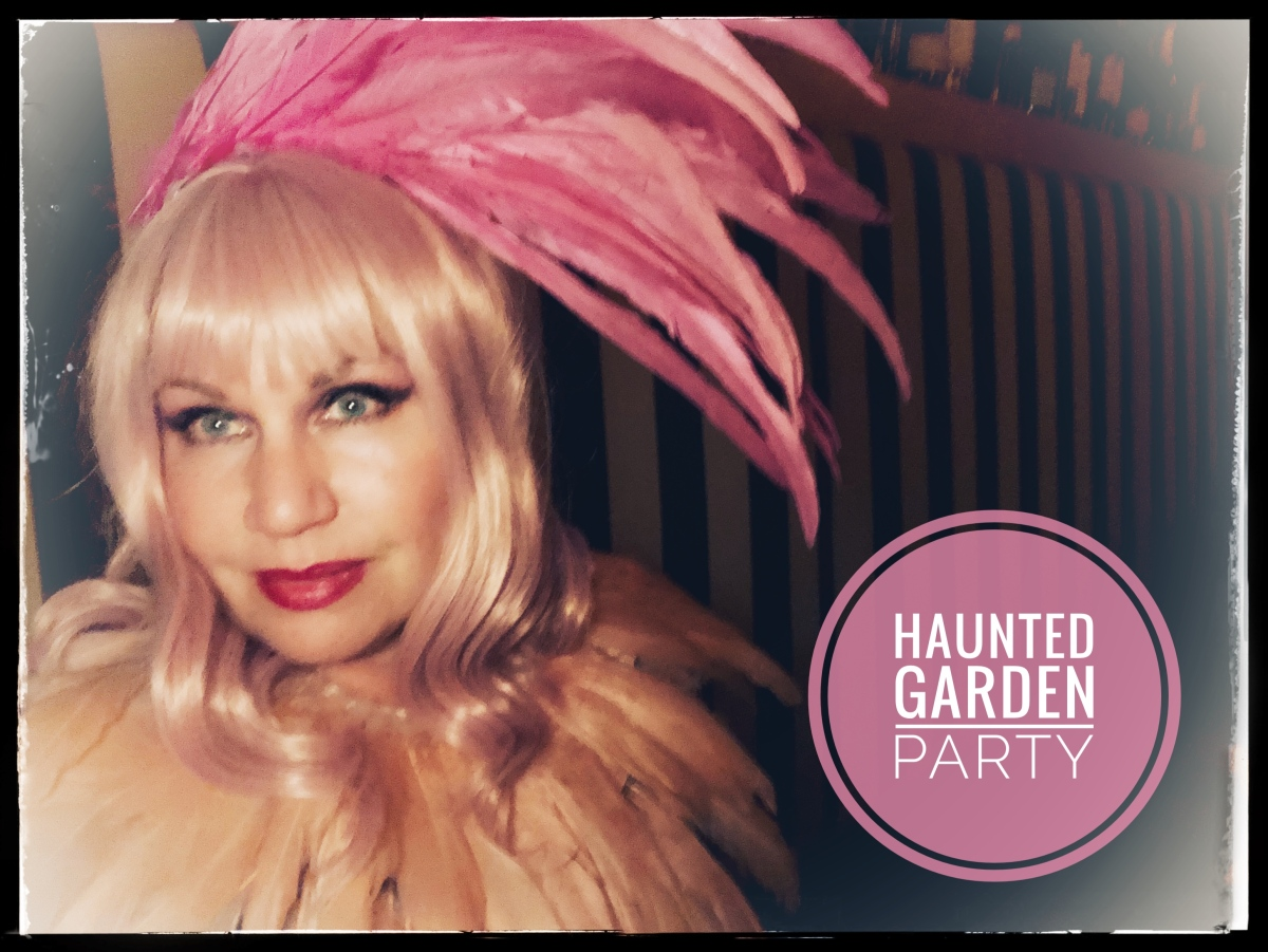 Haunted Garden Dinner Party – Update