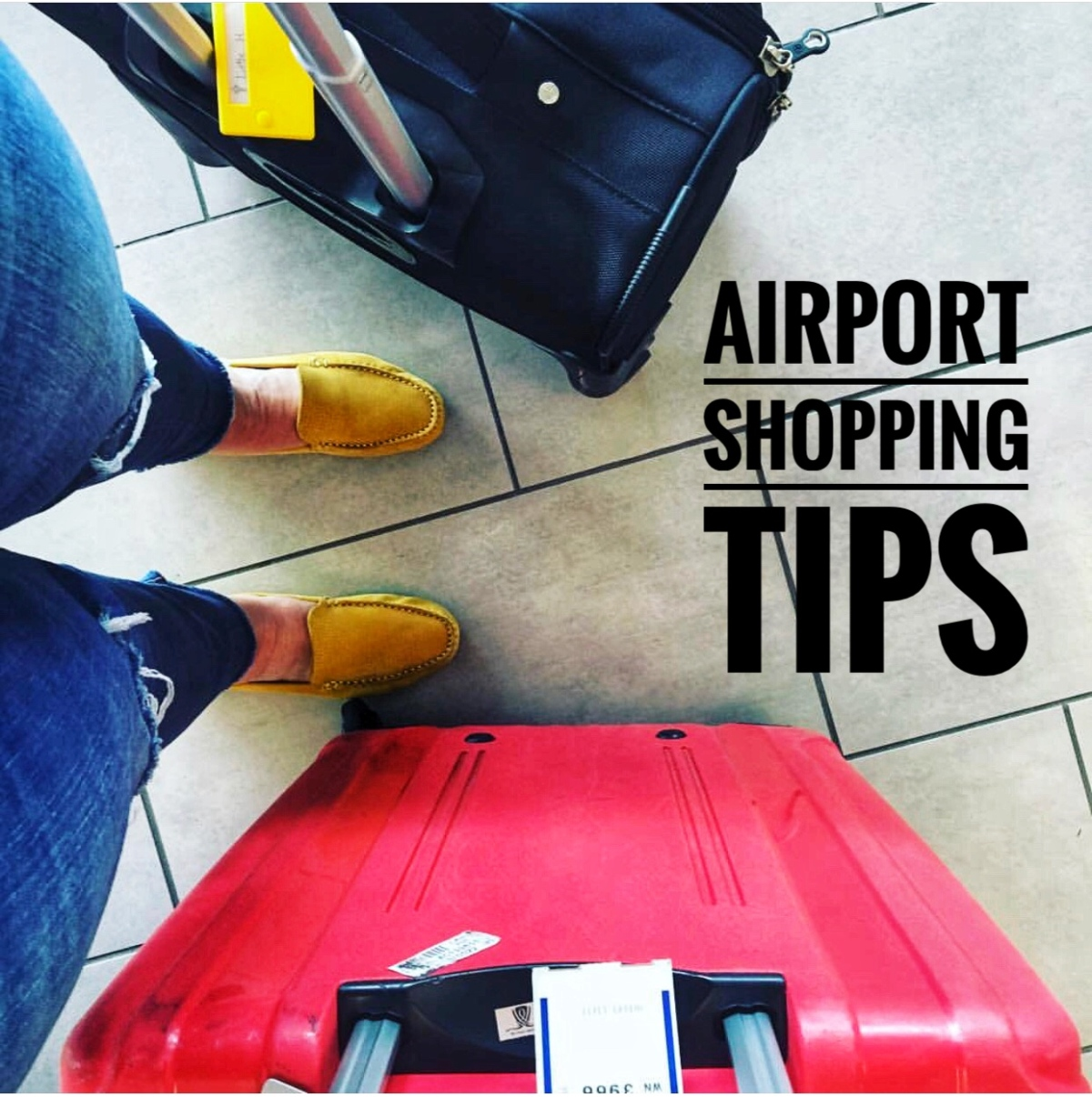 Airport Shopping Tips