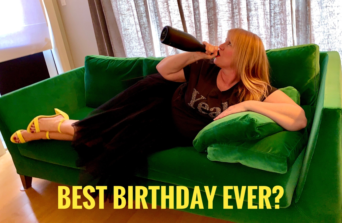 Best Birthday Ever? Could Social Distancing Actually Bring Us Closer Together?