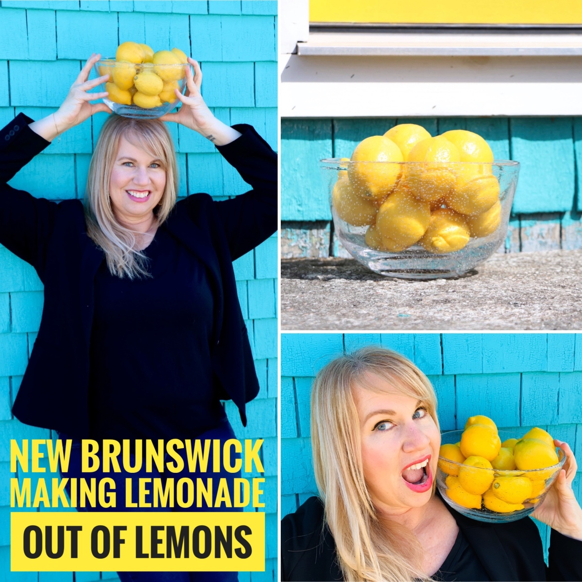 New Brunswick Making Lemonade out of Lemons.