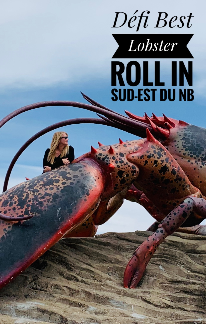 Défi Best Lobster Roll in le sud-est du NB