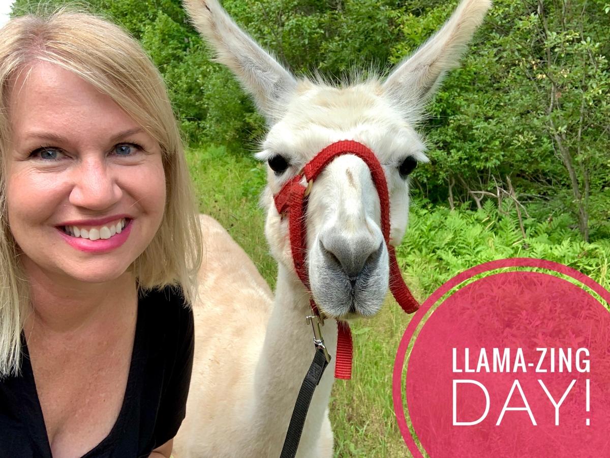 Llama-zing Day!