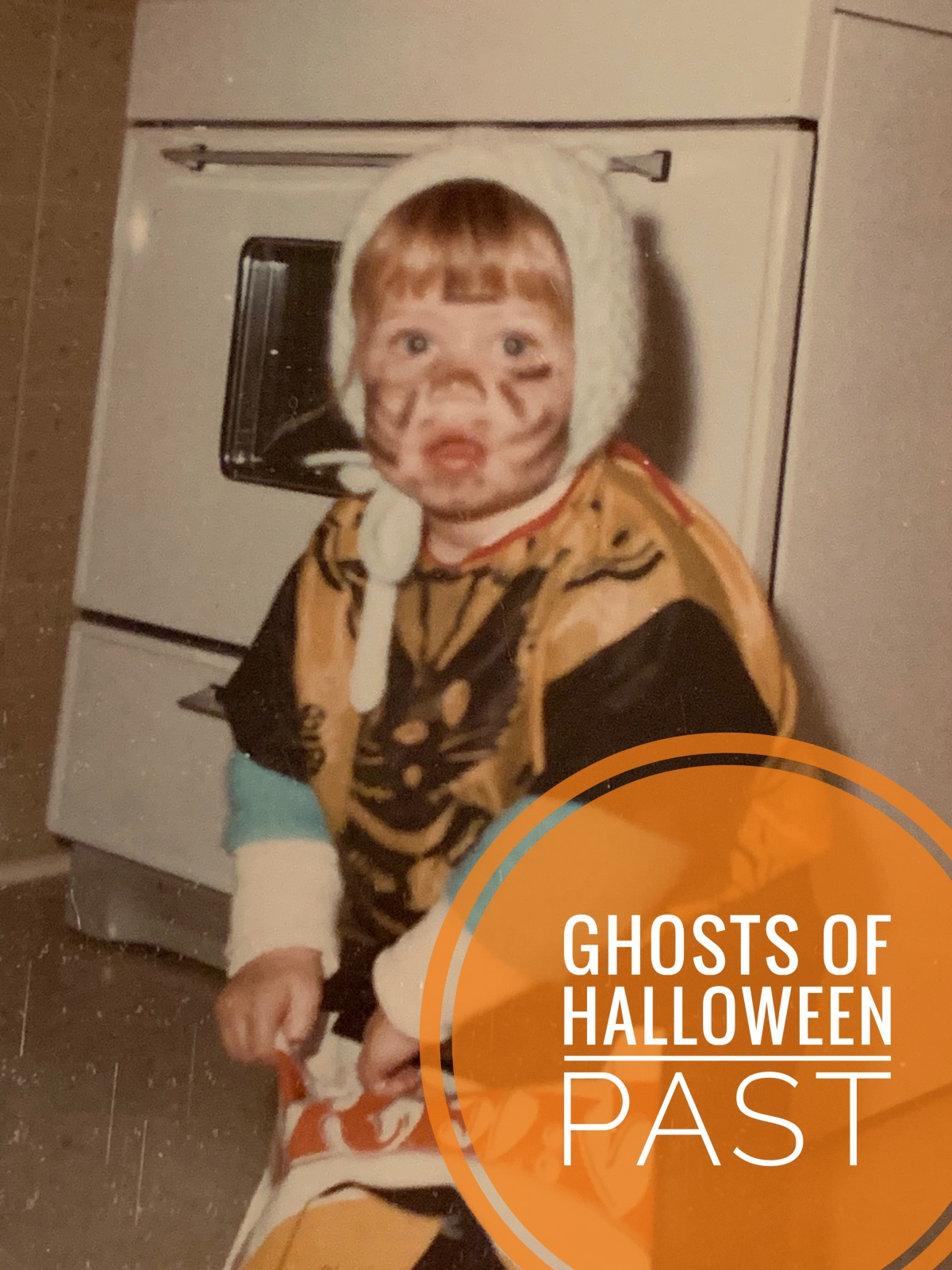 Ghosts of Halloween Past. Growing up in the 70's & 80's.