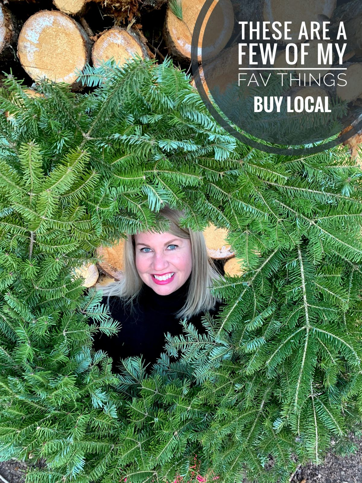 These are a few of my fav things! The Christmas, buy local, edition.