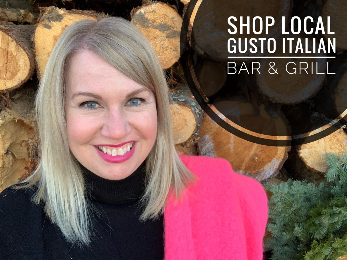 Shop Local – Gusto Italian Grill & Bar